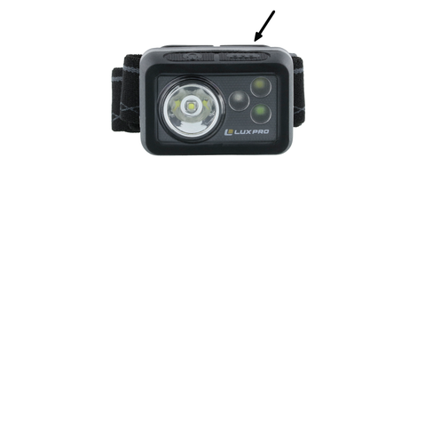 LUXPRO LP735 Headlamp Operation Instructions