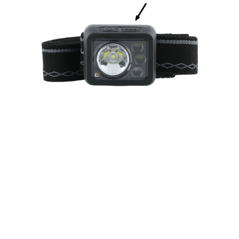 LUXPRO LP738 Headlamp Operation Instructions