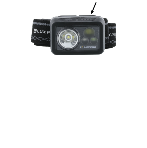 LUXPRO LP740 Headlamp Operation Instructions