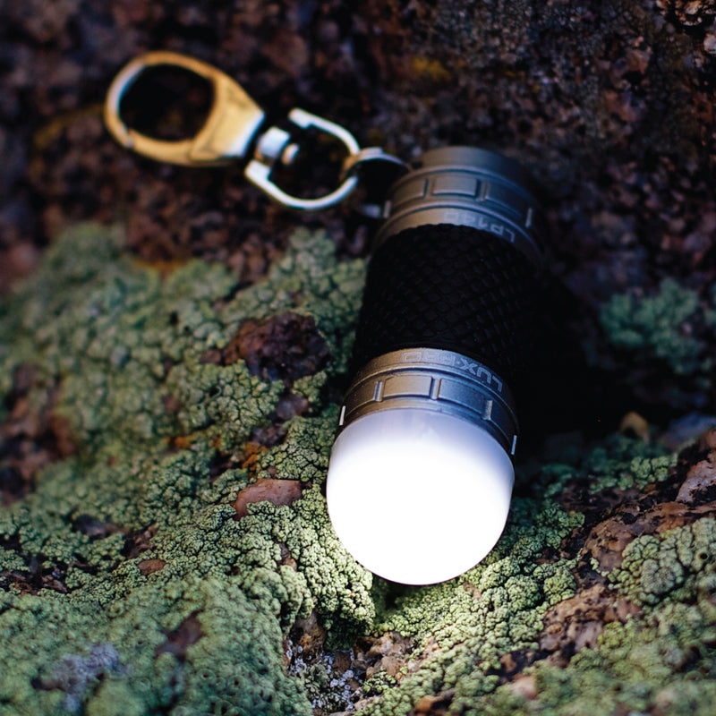 Mini Keychain LED Lantern with Diffused Lens