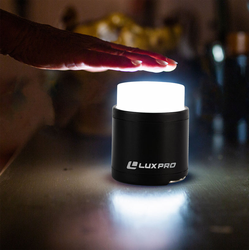 Pop-up LED Lantern with Diffused Lens