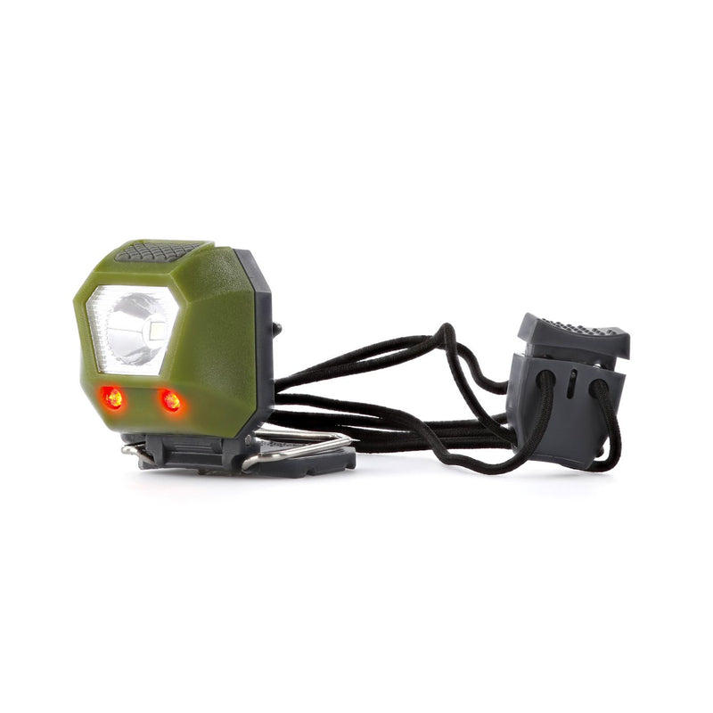 Micro Multi-color LED Headlamp