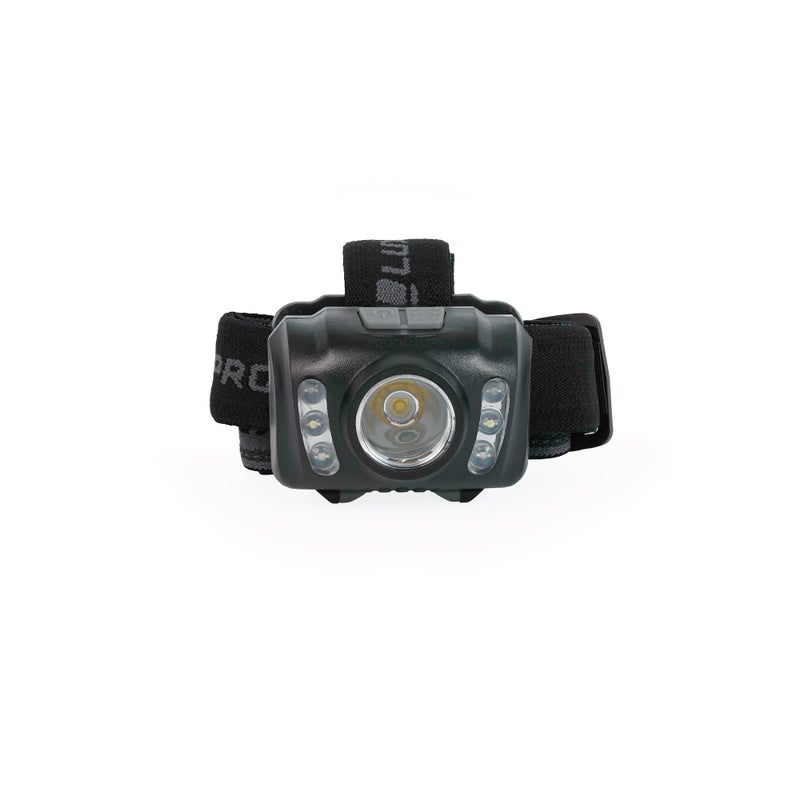 Extended Run-time Multi-color LED Headlamp