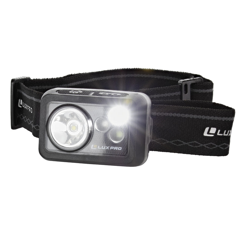 Tricolor735 Waterproof LED Headlamp