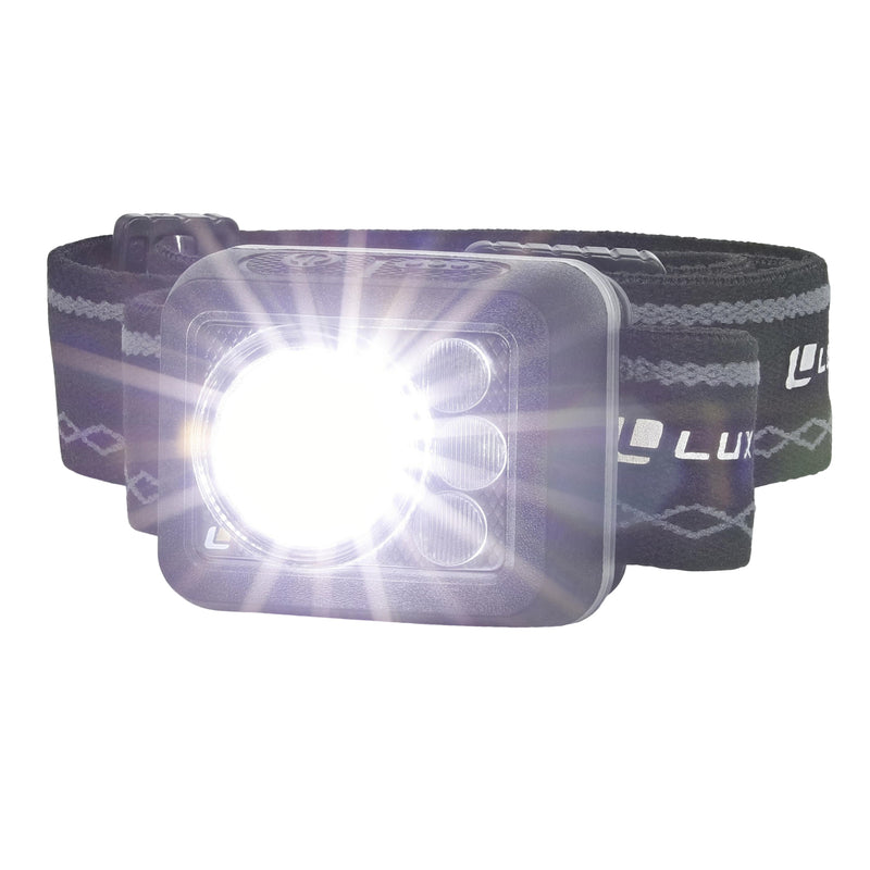 Cubi738 Waterproof Multi-color Ultralight LED Rechargeable Headlamp