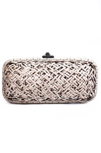 Load image into Gallery viewer, Rattan Clutch Bali Natural