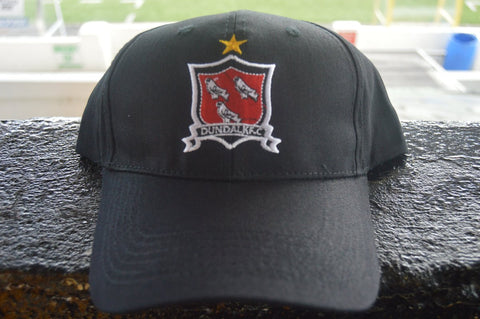 Dundalk FC | Black Baseball Cap
