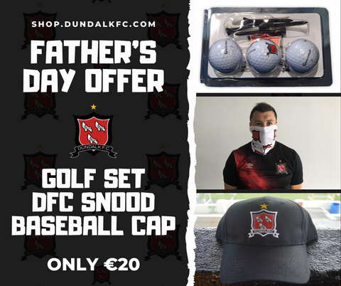 Dundalk FC | Father's Day Gift Pack