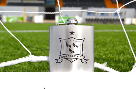 Dundalk FC | Hip Flask