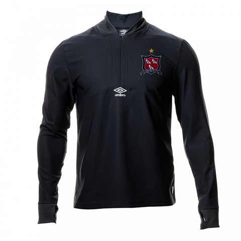 Dundalk FC | Kids Mid-Layer Half-Zip Drill Top