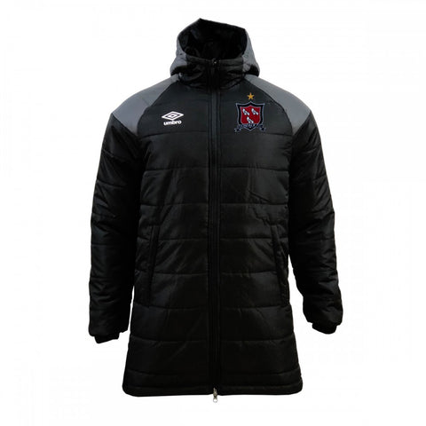 Dundalk FC | Padded Jacket with Hood