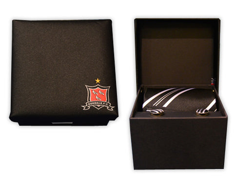 Dundalk FC Boxed Tie Set