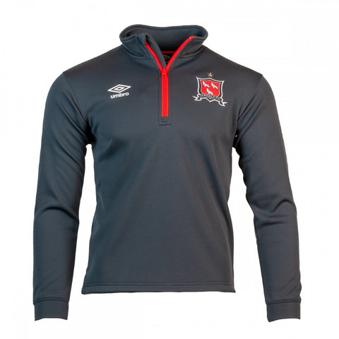 Dundalk FC Training Bonded Quarter Zip 2021