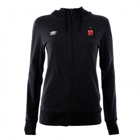 Dundalk FC Women's Hooded Full-Zip