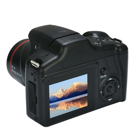 2 Million Pixel Home SLR Camera Digital Slr Camera Slr Film Camera HD 1080P High Resolution Camera 16X Zoom