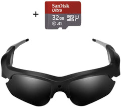 Sun Glasses Hidden Camera - 32 GB - Full HD 1080P - 1.5 Hours Recording Time