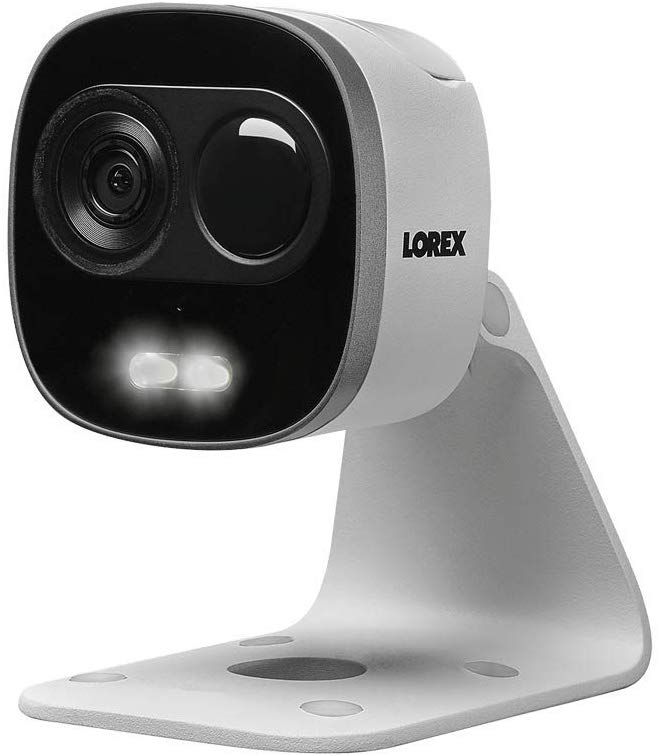 Wide Range Home Security Camera with Night Vision - HD 1080P - Easy WiFi Setup