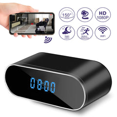 Nanny Clock Camera - 1080P Full HD