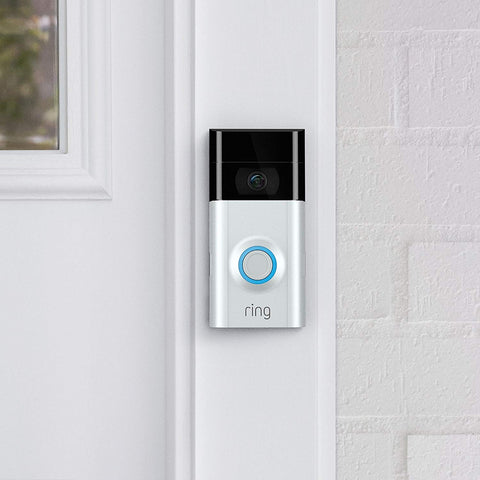 Full HD Video Doorbell - Motion Activated Alerts - Night Vision