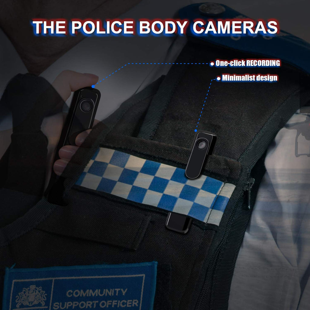 Wearable Body Camera - HD 1080P