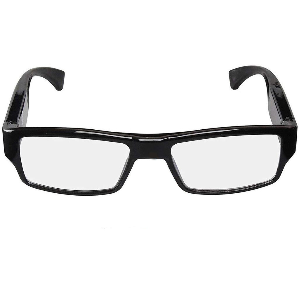 Glasses with Hidden Camera - HD 1080P - 1.5 Hours Recording Time