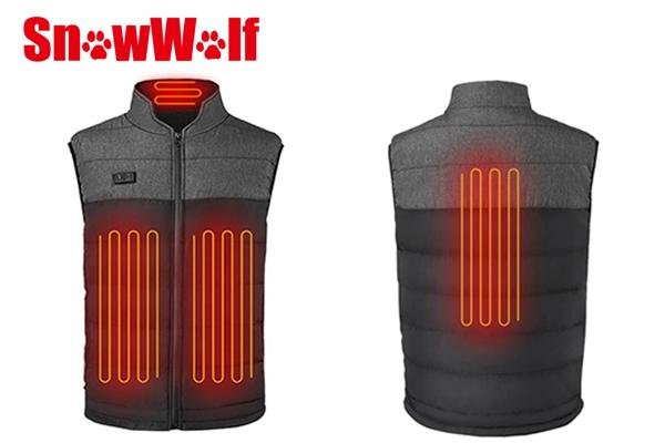 What are heated vests? Here is the answer! | Snowwolf Wear
