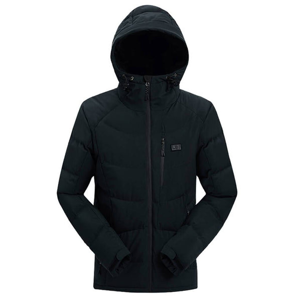 Double Control Heated Jacket for Men - Snowwolf Wear