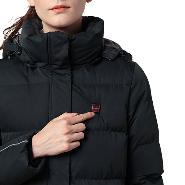 Single Control Heated Jacket - Snowwolf Wear