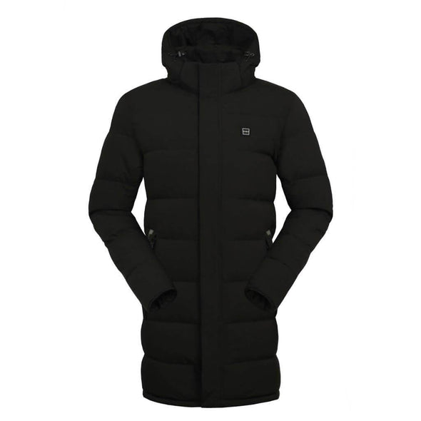 Single Control Heated Jacket for Men - Snowwolf Wear