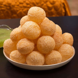 Perfect Evening Snack Pani Puri -Sindhi - 100pcs By Eatela