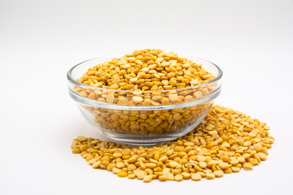 Plain Yellow Chana Dal By Eatela