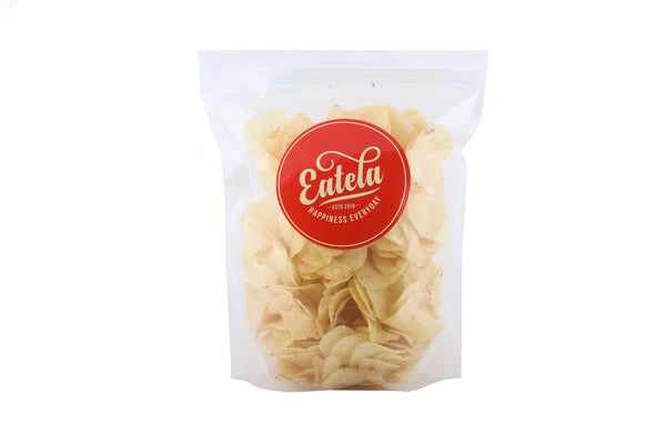 Delightful and Fresh Salted Potato Waffer by Eatela