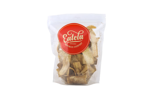Crispy and Crunchy Tomato Flavor Banana Wafers  By Eatela