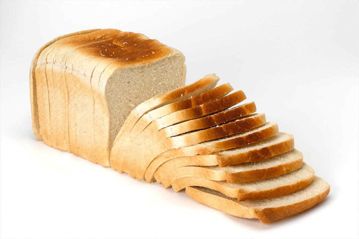 Slice White Fresh Bread Packet By Eatela