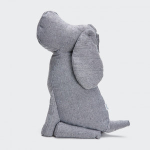 Deko Hund Johan Tweed Grey