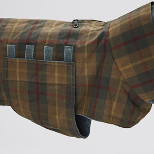 Hundemantel Brooklyn - Waxed Tartan