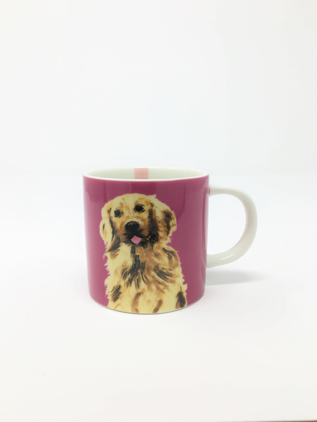 Henkel-und Kaffeebecher Golden Retriever