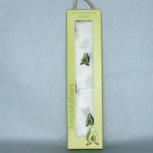 Jellycat Muslin Swaddle Avocado