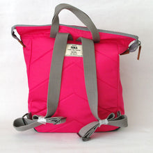 Load image into Gallery viewer, Roka Medium Bantry B Rucksack Raspberry