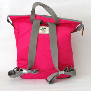 Roka Medium Bantry B Rucksack Raspberry