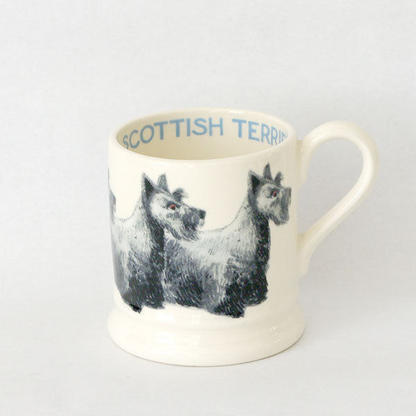 Scottie Dog 1/2 Pint Mug