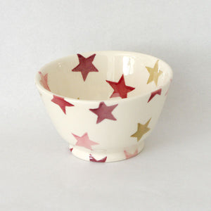 Stars Small French Bowl