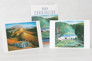 Dora Carrington Notecards