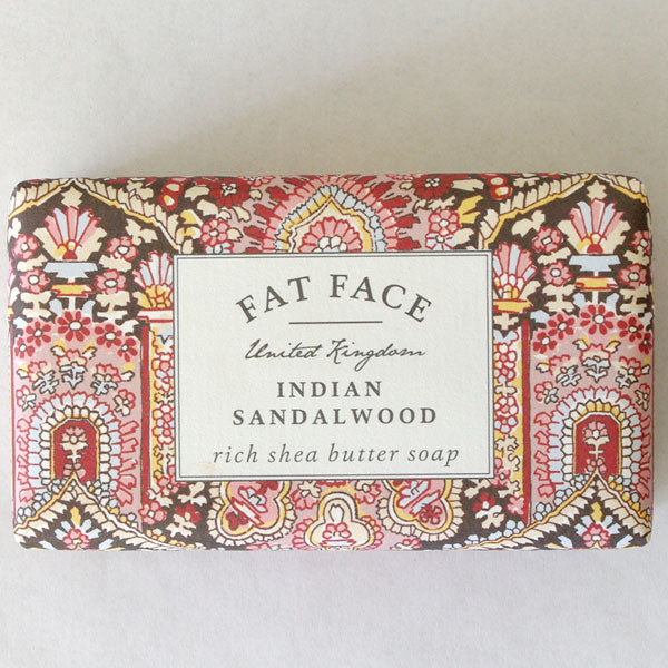 Indian Sandalwood Soap