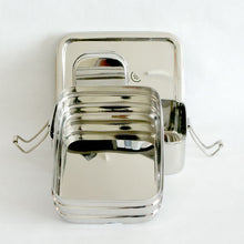 Load image into Gallery viewer, 2 tier Lunch box with mini container