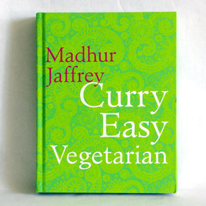 Curry Easy Vegetarian by Madhur Jaffrey HB