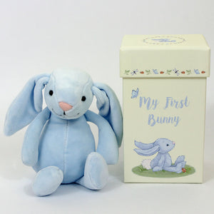 Jellycat My First Bunny Blue