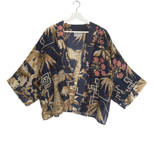 Load image into Gallery viewer, Bamboo Kimono Blue
