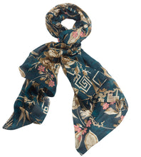 Load image into Gallery viewer, Bamboo Scarf Teal