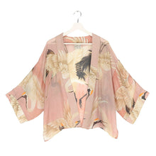 Load image into Gallery viewer, Kimono Pink Stork